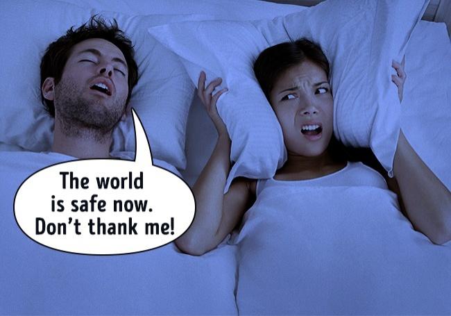Đây là những hiện tượng kỳ lạ xảy ra khi bạn chìm vào giấc ngủ, ai cũng từng mắc mà không biết tại sao - Ảnh 3.