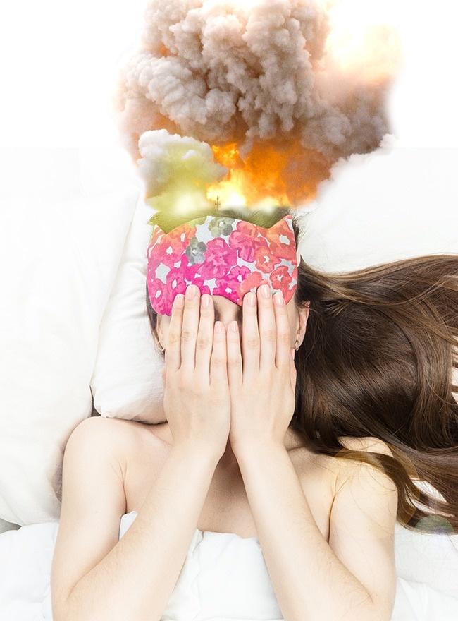 Đây là những hiện tượng kỳ lạ xảy ra khi bạn chìm vào giấc ngủ, ai cũng từng mắc mà không biết tại sao - Ảnh 6.