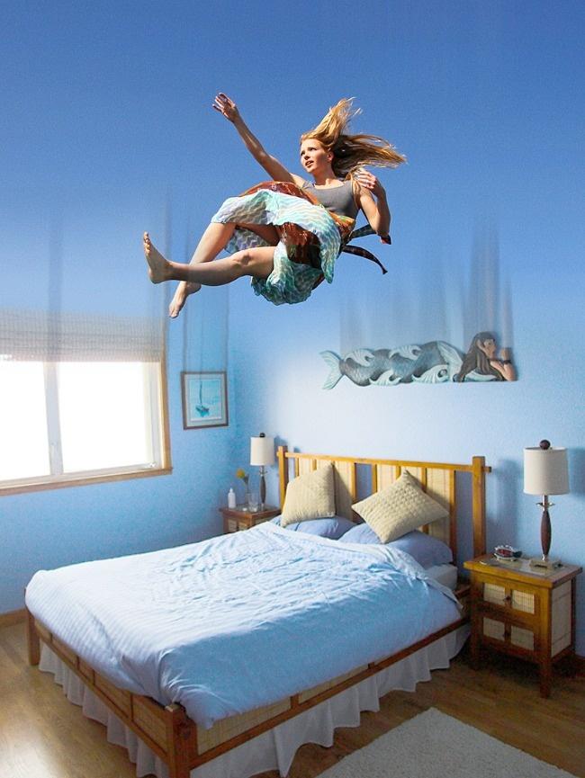Đây là những hiện tượng kỳ lạ xảy ra khi bạn chìm vào giấc ngủ, ai cũng từng mắc mà không biết tại sao - Ảnh 9.