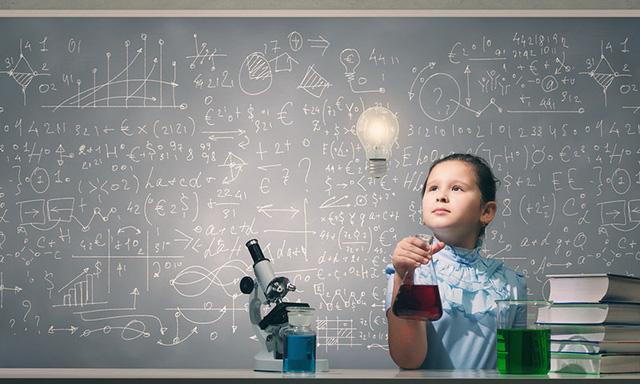 Nếu có 11 dấu hiệu sớm này chứng tỏ con bạn thông minh hơn người - Ảnh 1.