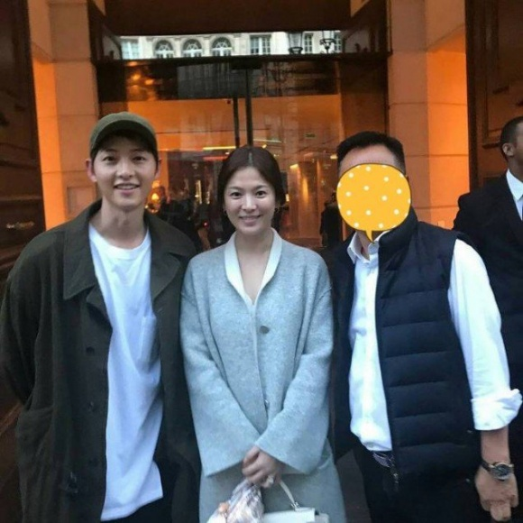 Đám cưới đến gần, Song Hye Kyo và Song Joong Ki tranh thủ hẹn hò lãng mạn?  - Ảnh 3.