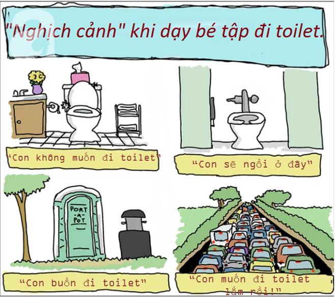 Bộ tranh hài hước lột tả cuộc sống chân thực sau khi có con chỉ cha mẹ mới hiểu - Ảnh 6.
