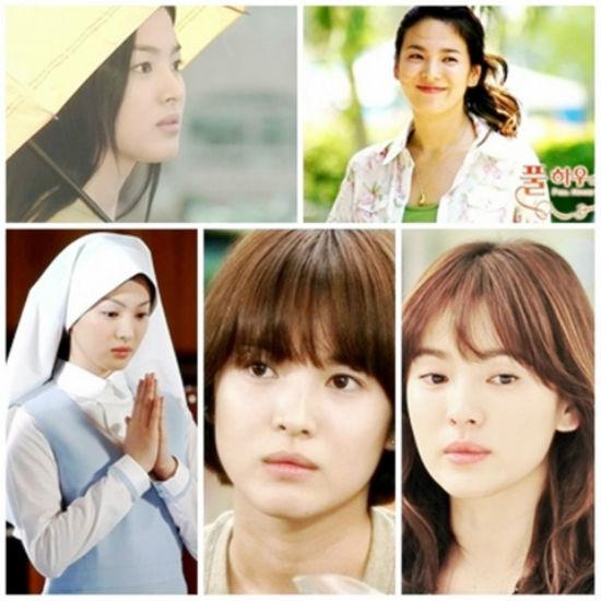 35 tuổi, sắp lên xe hoa mà Song Hye Kyo trẻ hết phần người khác thế này - Ảnh 4.