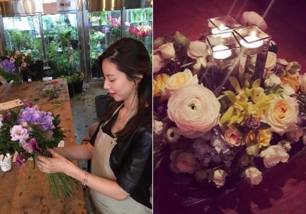 Khu vườn rau sạch xinh xắn của vợ chồng tài tử Bae Yong Joon trong biệt thự triệu đô - Ảnh 2.