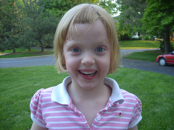 Nếu còn nghi ngờ khả năng tạo mẫu tóc của các bé thì cha mẹ hãy xem ngay bộ ảnh này - Ảnh 8.