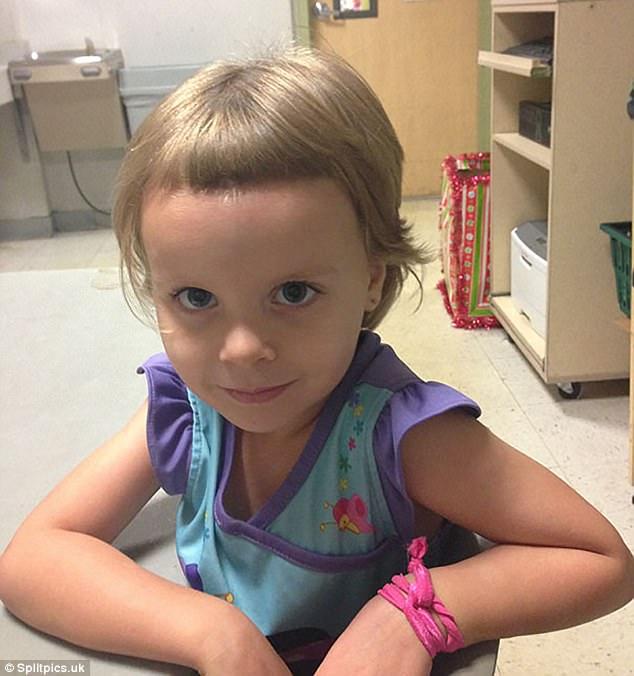 Nếu còn nghi ngờ khả năng tạo mẫu tóc của các bé thì cha mẹ hãy xem ngay bộ ảnh này - Ảnh 15.