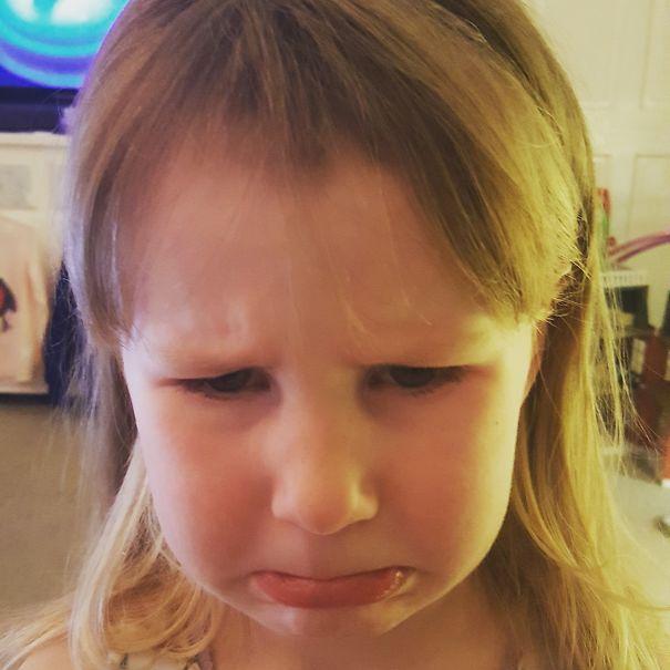 Nếu còn nghi ngờ khả năng tạo mẫu tóc của các bé thì cha mẹ hãy xem ngay bộ ảnh này - Ảnh 19.