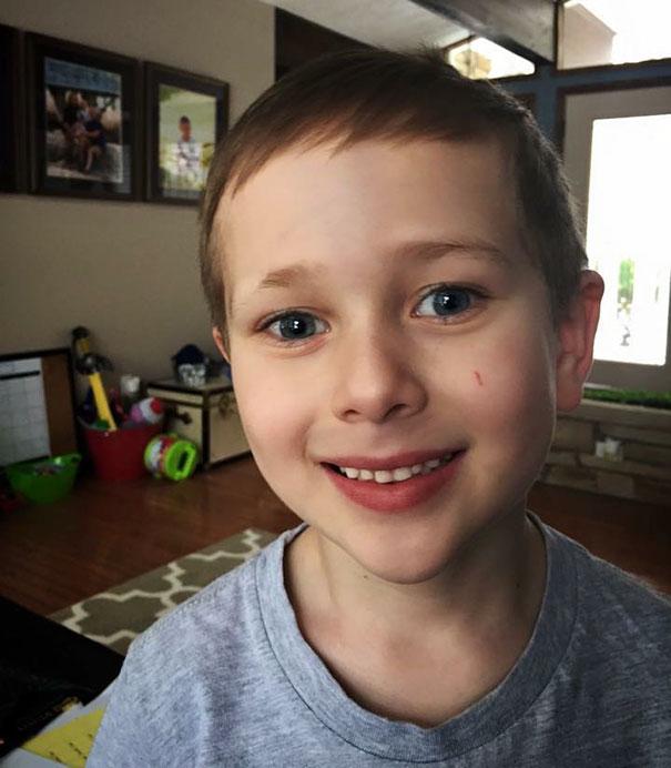 Nếu còn nghi ngờ khả năng tạo mẫu tóc của các bé thì cha mẹ hãy xem ngay bộ ảnh này - Ảnh 20.