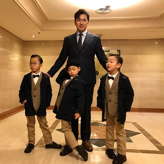Ông bố quốc dân xứ Hàn và cách dạy 3 con sinh ba đến chuyên gia tâm lý cũng phải khen ngợi - Ảnh 14.
