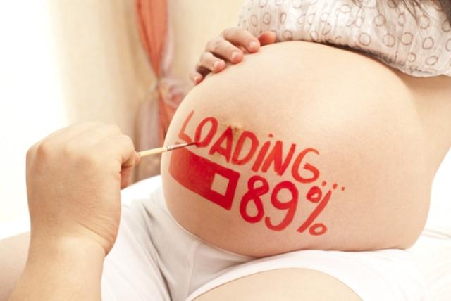 Quá trình phát triển hoàn chỉnh các bộ phận trên cơ thể em bé trong 3 tháng cuối thai kì - Ảnh 1.