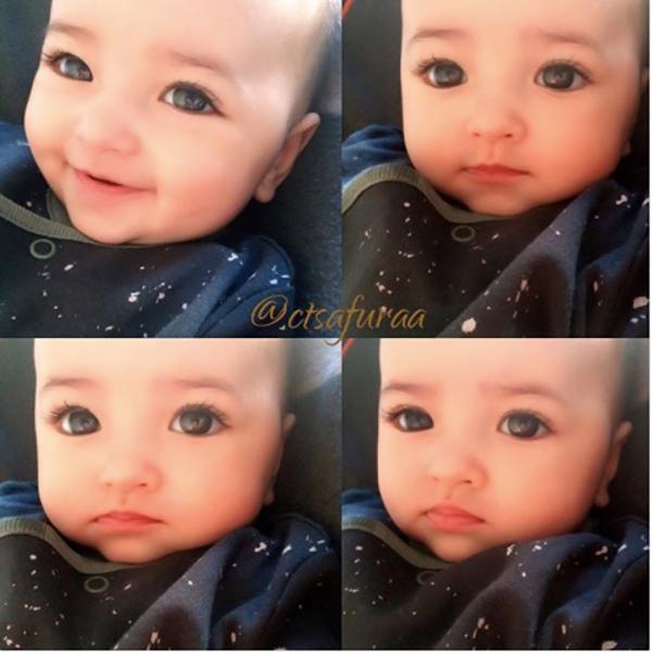 """Lại thêm 1 em bé lai có đôi mắt đẹp hút hồn khiến fan hâm mộ """"phát sốt"""" - Ảnh 13."""