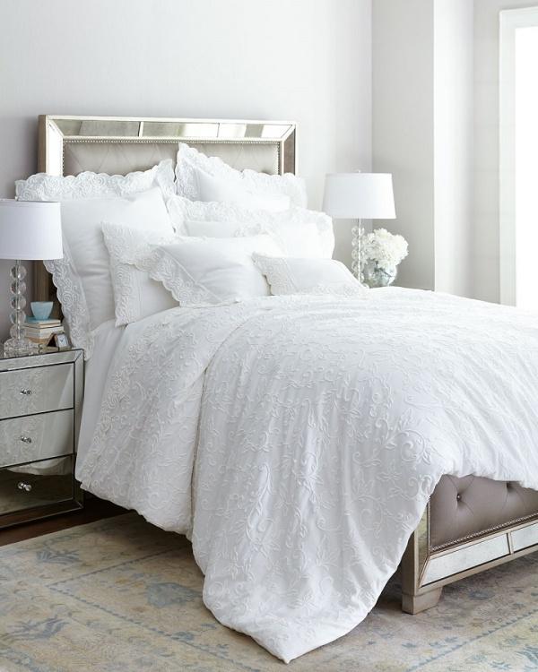 Những không gian phòng ngủ đẹp quyến rũ không thể không yêu khi được trang trí với màu xám  - Ảnh 2.