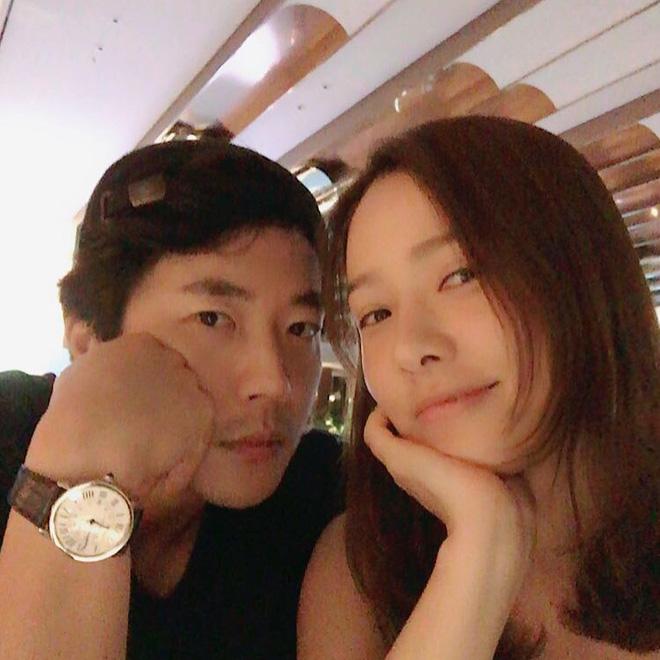 Vợ nam tài tử Kwon Sang Woo bật mí những lần cãi nhau nảy lửa trong 10 năm hôn nhân - ảnh 3