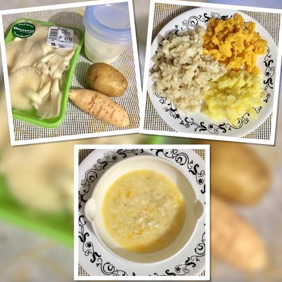 Công thức nấu các món ăn dặm 10 phút cho những bà mẹ bận rộn - Ảnh 2.