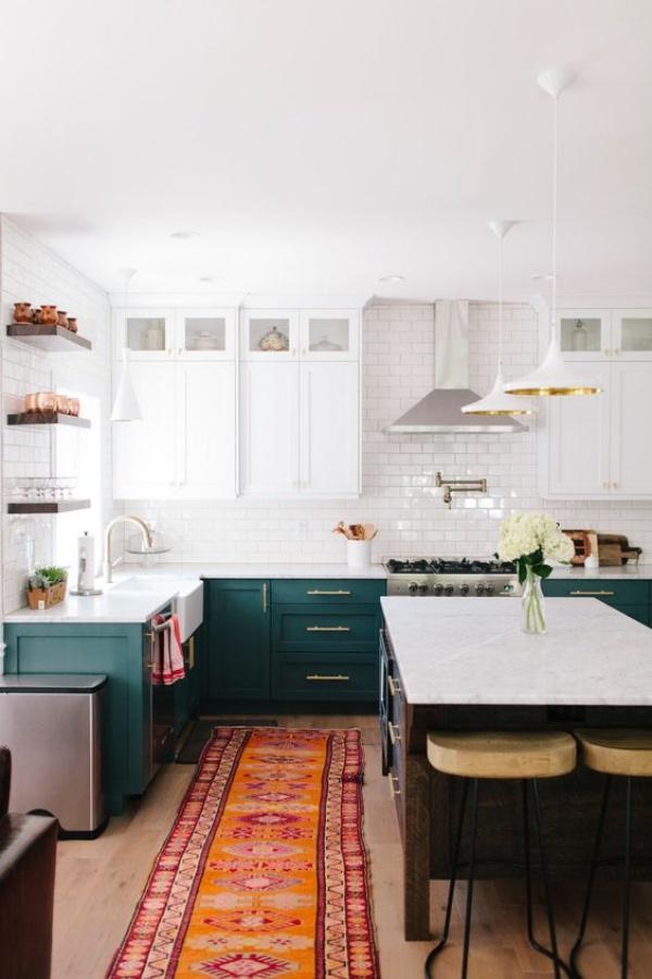 Xu hướng thiết kế hai tông màu cho căn bếp được triệu người ưa chuộng - Ảnh 1.
