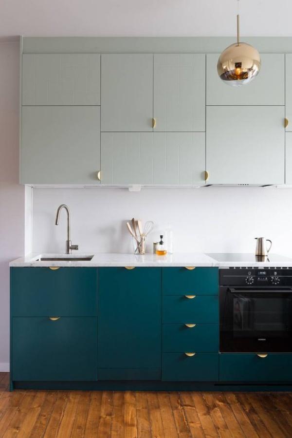 Xu hướng thiết kế hai tông màu cho căn bếp được triệu người ưa chuộng - Ảnh 6.