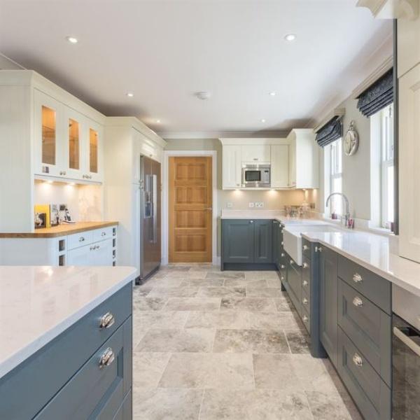 Xu hướng thiết kế hai tông màu cho căn bếp được triệu người ưa chuộng - Ảnh 9.