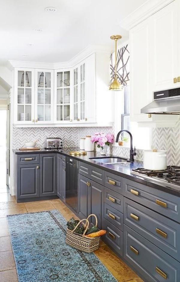 Xu hướng thiết kế hai tông màu cho căn bếp được triệu người ưa chuộng - Ảnh 10.