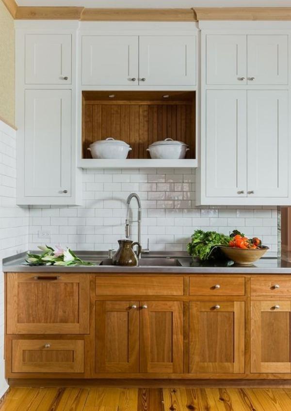 Xu hướng thiết kế hai tông màu cho căn bếp được triệu người ưa chuộng - Ảnh 17.