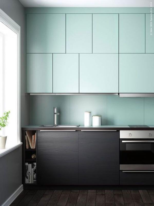 Xu hướng thiết kế hai tông màu cho căn bếp được triệu người ưa chuộng - Ảnh 19.