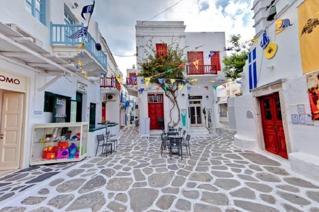 Nín thở ngắm nhìn những con phố đẹp nhất trên thế giới - Ảnh 4.