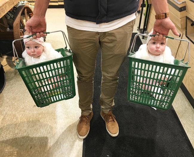 Chùm ảnh chứng minh: Đưa con đi siêu thị là công việc chỉ dành cho những cha mẹ… dũng cảm - Ảnh 25.