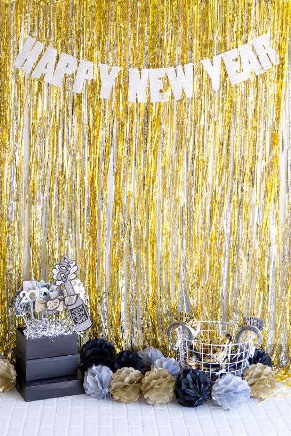 Nếu định tổ chức bữa tiệc cuối năm thì đây là những ý tưởng trang trí không thể bỏ qua - Ảnh 1.