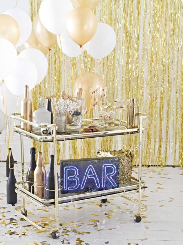 Nếu định tổ chức bữa tiệc cuối năm thì đây là những ý tưởng trang trí không thể bỏ qua - Ảnh 7.