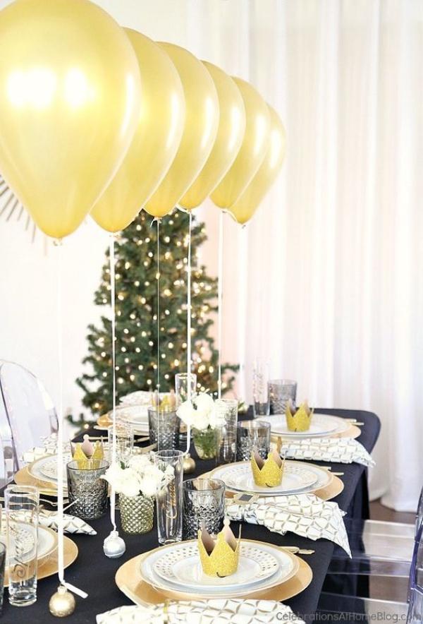 Nếu định tổ chức bữa tiệc cuối năm thì đây là những ý tưởng trang trí không thể bỏ qua - Ảnh 12.