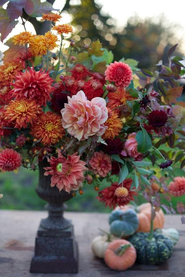 Gợi ý các cách cắm hoa cho ngôi nhà rực rỡ và ấm cúng đón năm mới - Ảnh 1.