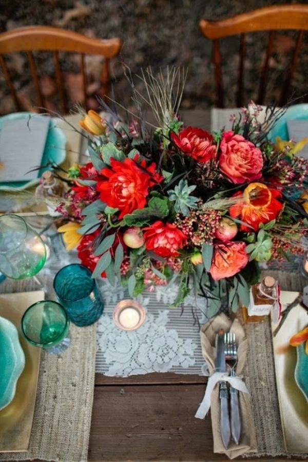 Gợi ý các cách cắm hoa cho ngôi nhà rực rỡ và ấm cúng đón năm mới - Ảnh 7.