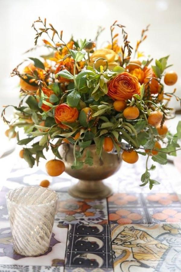 Gợi ý các cách cắm hoa cho ngôi nhà rực rỡ và ấm cúng đón năm mới - Ảnh 10.