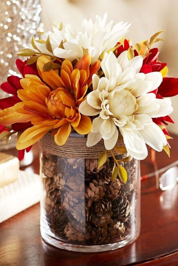 Gợi ý các cách cắm hoa cho ngôi nhà rực rỡ và ấm cúng đón năm mới - Ảnh 11.