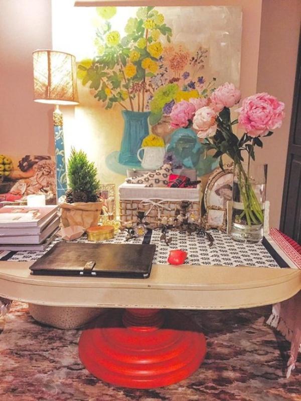 Ngắm hai căn hộ xa hoa bậc nhất showbiz Việt của nhà thiết kế Lý Quí Khánh - Ảnh 6.
