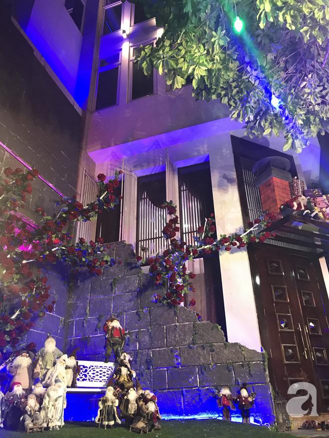 Ngắm biệt thự triệu đô của Đàm Vĩnh Hưng được trang trí đẹp lung linh đón Noel về - Ảnh 7.