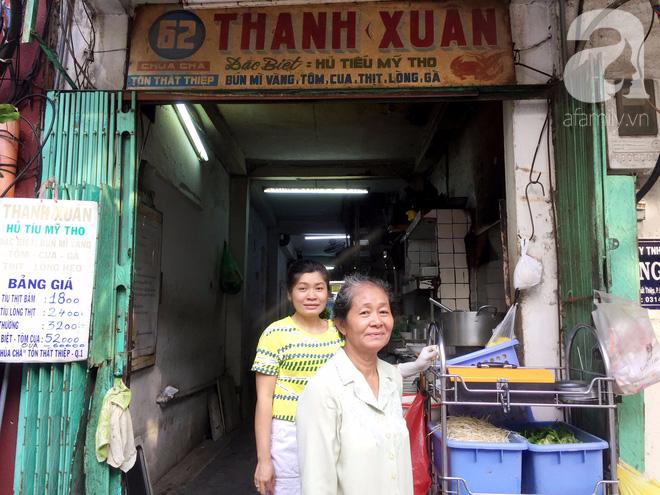 Tiệm hủ tiếu 70 tuổi mà vẫn Thanh Xuân, thôi miên người Sài Gòn bằng hương vị bí truyền - Ảnh 11.