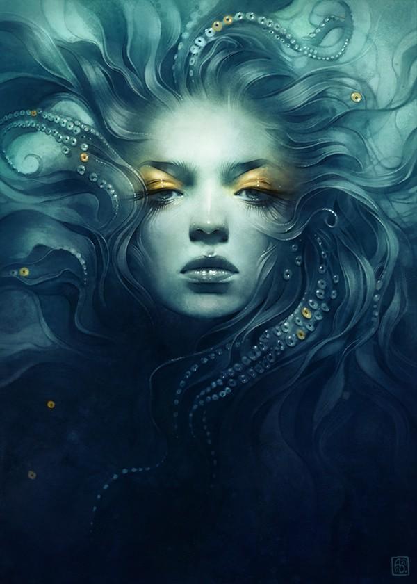 Những huyền thoại vừa hấp dẫn vừa rùng rợn đằng sau nhan sắc tuyệt trần của nàng tiên cá - Ảnh 4.
