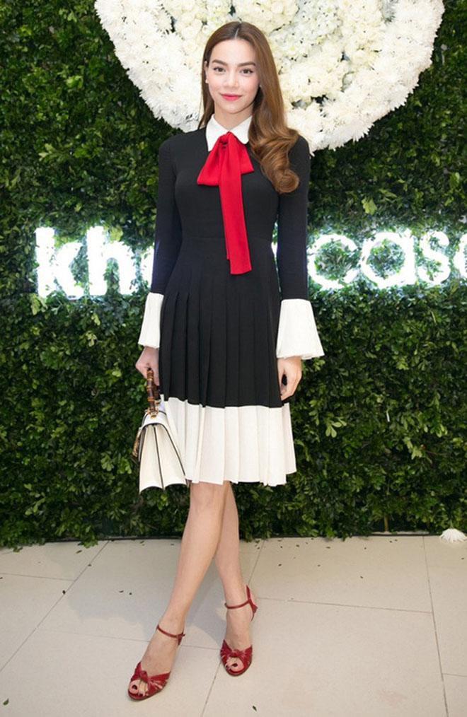 Năm 2017, Ngọc Trinh xứng đáng là Nữ hoàng váy nhái của showbiz Việt - Ảnh 11.
