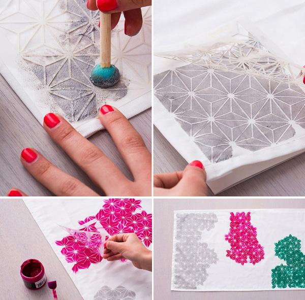 Mách bạn 3 cách làm mới khăn trải bàn đơn giản đẹp tinh tế - Ảnh 5.