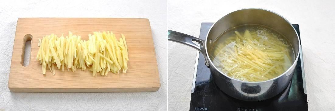 Khoai tây xào kiểu này vừa nhanh lại vừa ngon cơm - Ảnh 2