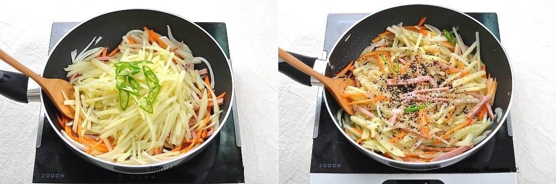 Khoai tây xào kiểu này vừa nhanh lại vừa ngon cơm - Ảnh 4