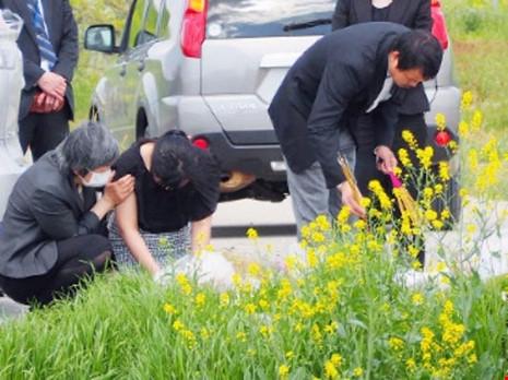 Mẹ bé gái Việt bị sát hại tại Nhật: Cứ nhắm mắt là nghe tiếng con kêu cứu - Ảnh 1.