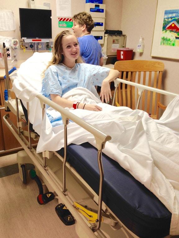 Sự nguy hiểm mà cô gái này gặp phải là minh chứng cho việc chẳng bao giờ là quá sớm để kiểm tra tim - Ảnh 4.
