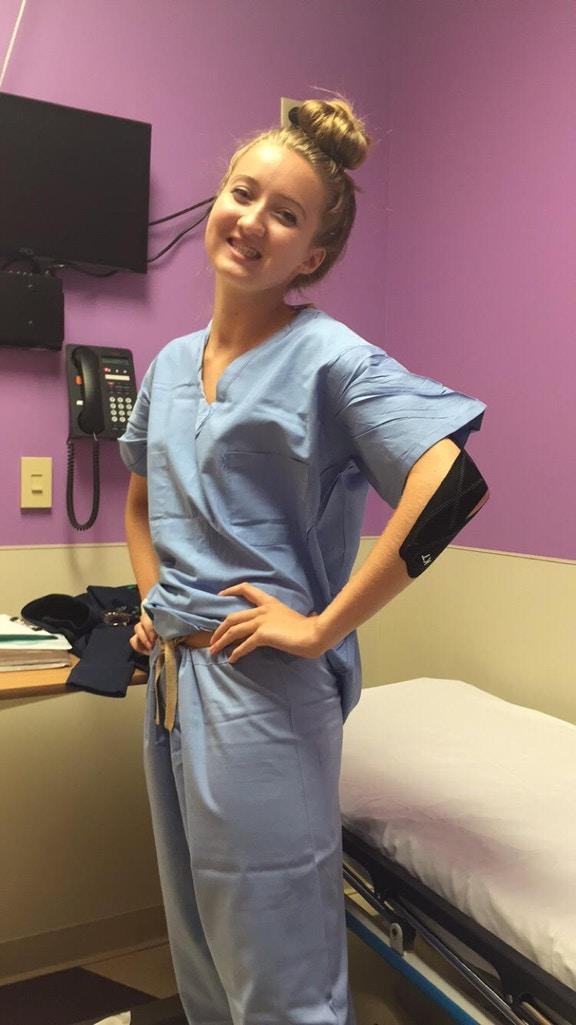 Sự nguy hiểm mà cô gái này gặp phải là minh chứng cho việc chẳng bao giờ là quá sớm để kiểm tra tim - Ảnh 5.