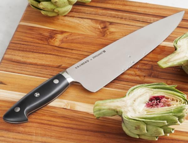 Top 7 chiếc dao làm bếp dùng cả đời không hỏng bà nội trợ nào nhìn cũng thích - Ảnh 9.