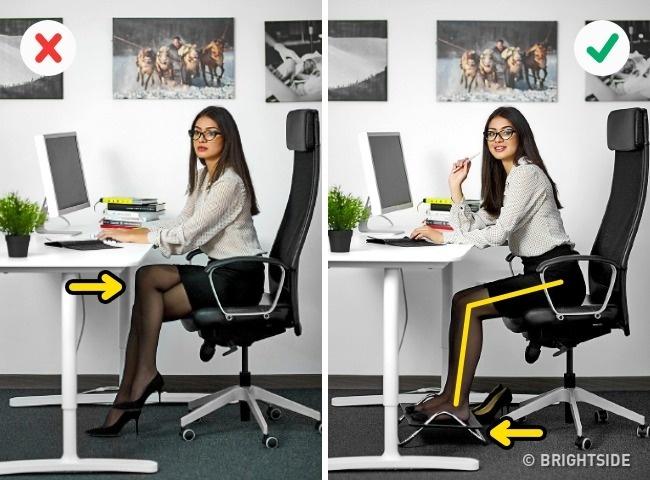 Nếu là người thường xuyên phải ngồi làm việc với máy tính thì không bao giờ được bỏ qua 5 điều này - Ảnh 1.