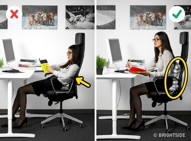 Nếu là người thường xuyên phải ngồi làm việc với máy tính thì không bao giờ được bỏ qua 5 điều này - Ảnh 2.