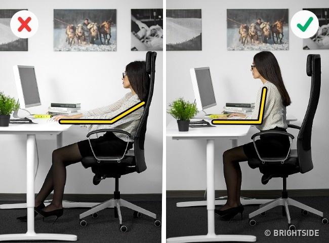 Nếu là người thường xuyên phải ngồi làm việc với máy tính thì không bao giờ được bỏ qua 5 điều này - Ảnh 3.