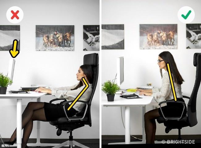 Nếu là người thường xuyên phải ngồi làm việc với máy tính thì không bao giờ được bỏ qua 5 điều này - Ảnh 4.