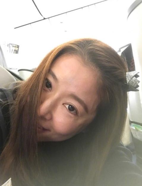 Lâm Tâm Như tình cảm bên Hoắc Kiến Hoa trước khi buồn bã đi công tác - Ảnh 3.